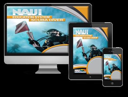 NAUI Digital Scuba Diver Course