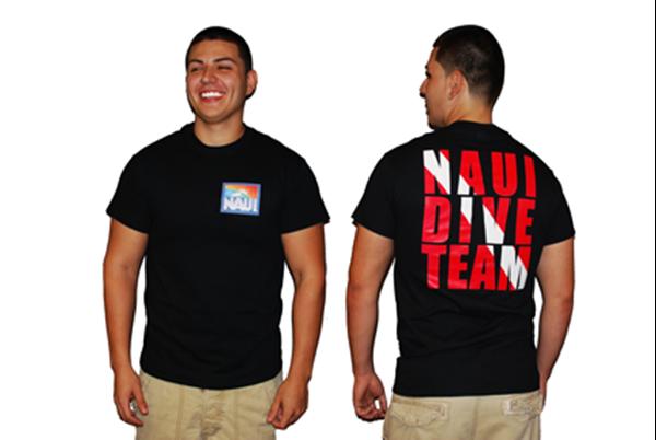 NAUI Dive Team T-Shirt