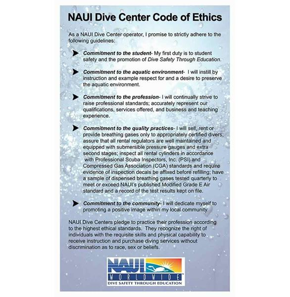 Picture of Poster, Affiliate Code of Ethics