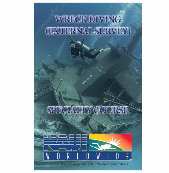Wreck Diver External Survey Specialty