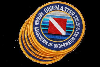 Divemaster Emblem