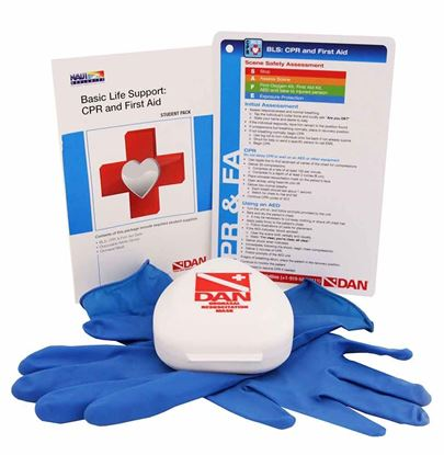 Student Kit, Basic Life Support CPR & First Aid