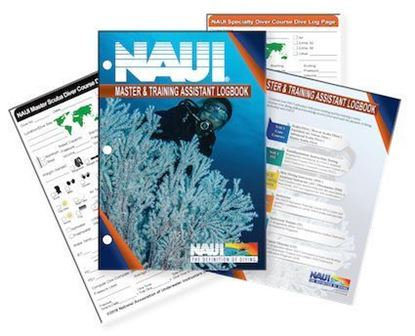 Master Scuba Diver & Training Assistant Logbook