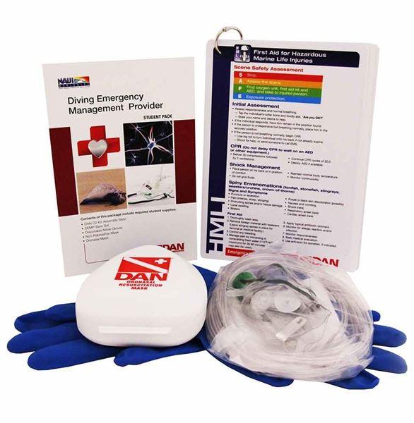 Diving Emergency Management Provider Student Kit