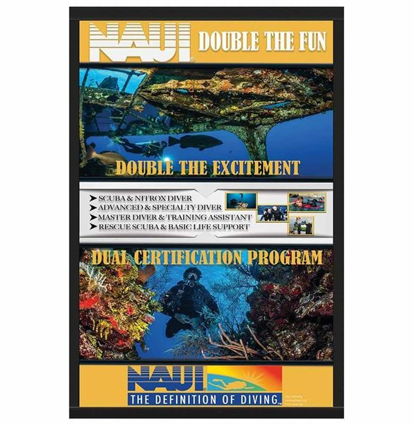 Poster, Dual Certification