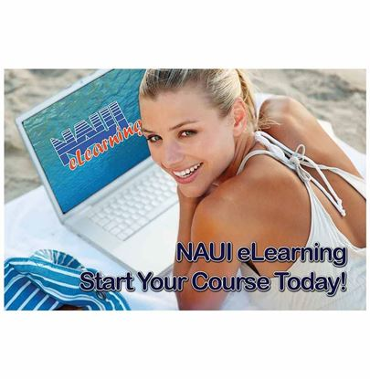 NAUI eLearning Poster