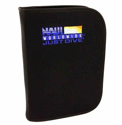 NAUI Vinyl Logbook Binder