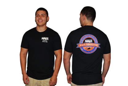 NAUI Course Director T-Shirt