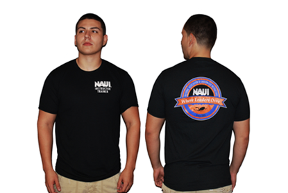 NAUI Instructor Trainer T-Shirt