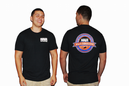 NAUI Instructor T-Shirt