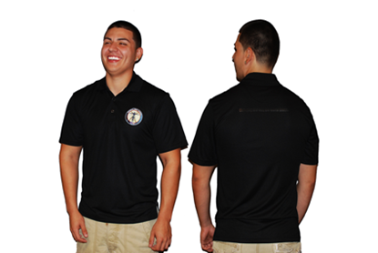 NAUI Technical Men's Polo