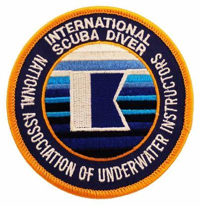 International Diver Emblem