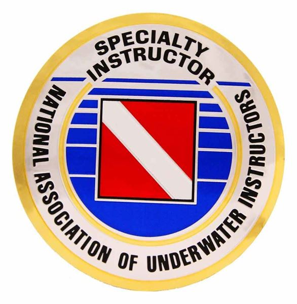 Specialty Instructor Decal