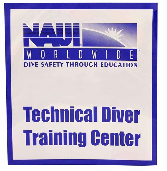 Technical Diver Training Center Decal
