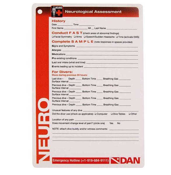 Neurological Assessment Slate
