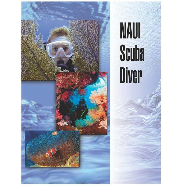 NAUI Scuba Diver Textbook