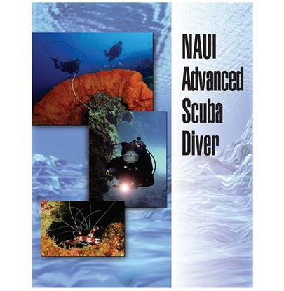 Advanced Scuba Diver Textbook - English