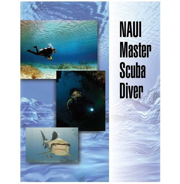 Master Scuba Diver Textbook