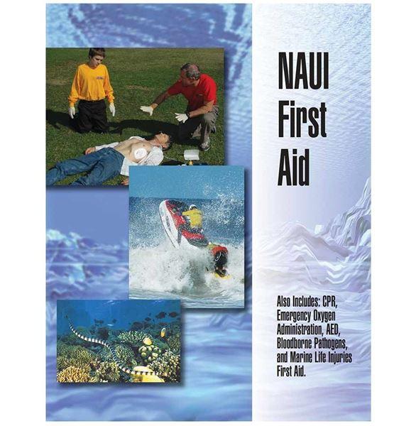 NAUI First Aid Textbook