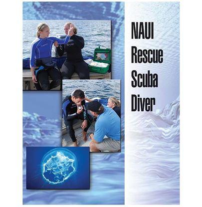 Scuba Rescue Diver Textbook