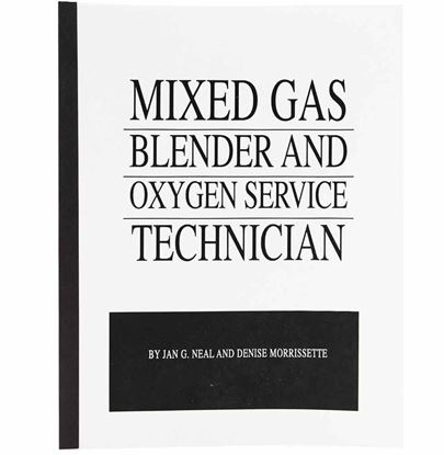 Mixed Gas Blender & O2 Service Technician Textbook