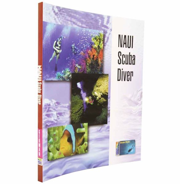 Scuba Diver Textbook - German