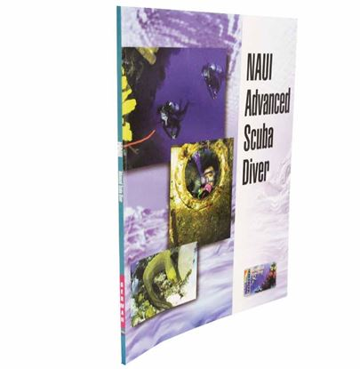 Advanced Scuba Diver Textbook - German