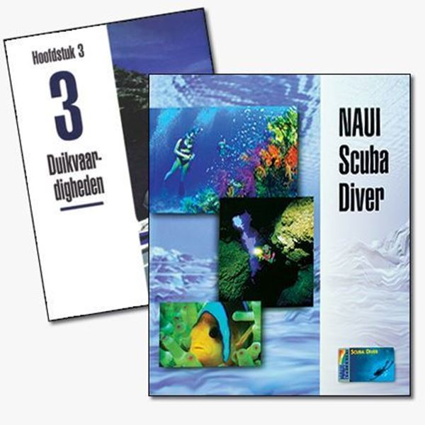 Scuba Diver Textbook - Dutch