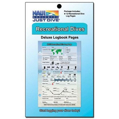 Logbook Pages, Recreational Refill
