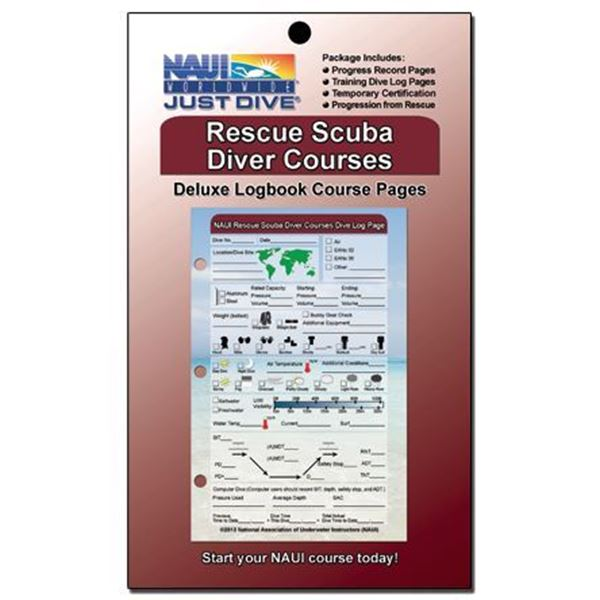 Logbook Pages, Rescue Course
