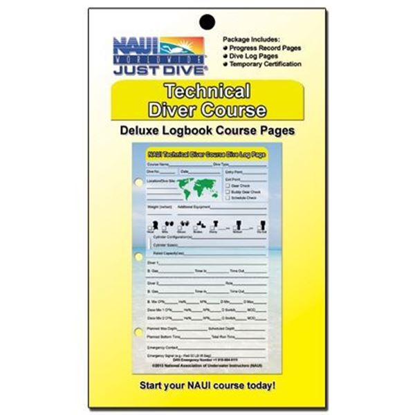Logbook Pages, Technical Course