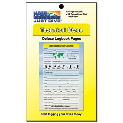 Logbook Pages, Technical Refill