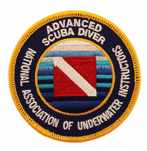 Advanced Scuba Diver Emblem