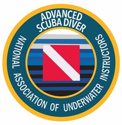 Advanced Scuba Diver Decal
