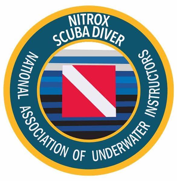 Nitrox Diver Decal
