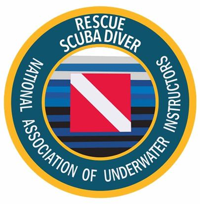 Rescue Diver Decal