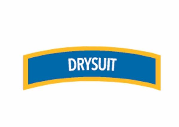 Picture of Decal,  Specialty Dry Suit Diver Chevron
