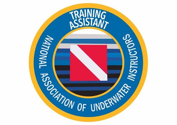 Picture of Decal, NAUI Training Assistant