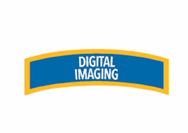 Picture of Decal,  Specialty Underwater Digital Imaging Diver Chevron