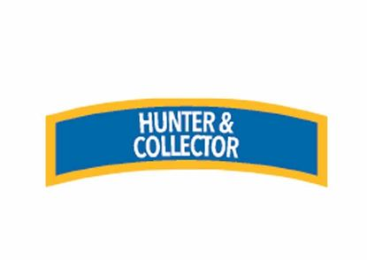 Picture of Decal,  Specialty Underwater Hunter & Collector Diver Chevron