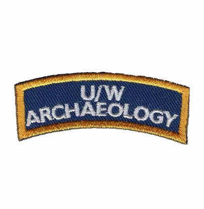 Picture of Patch, Specialty, Archaeology Diver Chevron