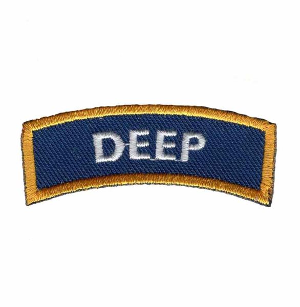 Picture of Patch, Specialty, Deep Diver Chevron