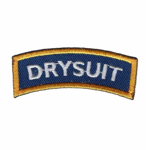 Picture of Patch, Specialty, Dry Suit Diver Chevron