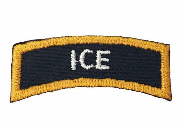 Picture of Patch, Specialty, Ice Diver Chevron