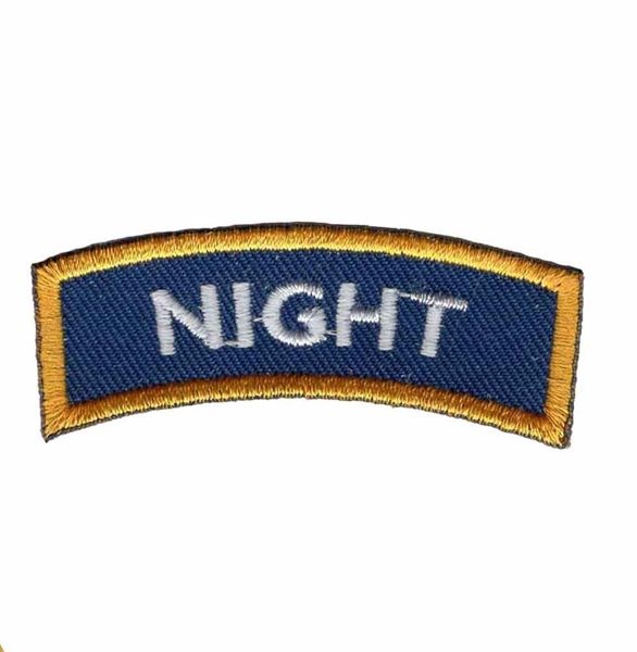Picture of Patch, Specialty, Night & Limited Visibility Diver Chevron