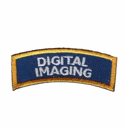 Picture of Patch, Specialty, Underwater Digital Imaging Diver Chevron