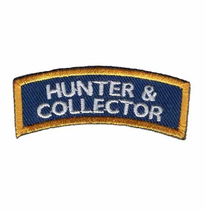 Picture of Patch, Specialty, Underwater Hunter & Collector Diver Chevron