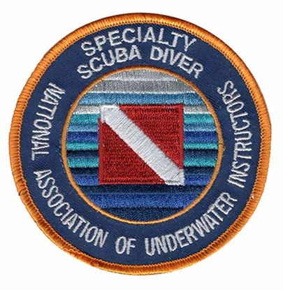 Picture of Patch, Specialty Diver Patch