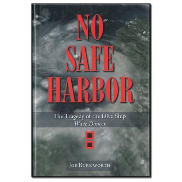 Picture of Book, No Safe Harbor by Joe Burnworth