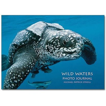 Picture of Book, Wild Waters Photo Journal by Michael Patrick O'Neill